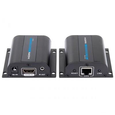 HDMI удлинитель 60 м LKV372A: описание, характеристики