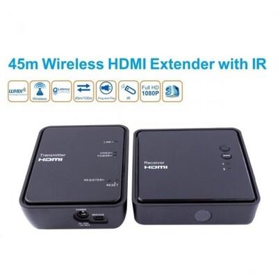 Беспроводный HDMI удлинитель WHD01: описание, характеристики