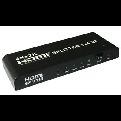 HDMI Splitter 1x4 4K*2K: описание, характеристики