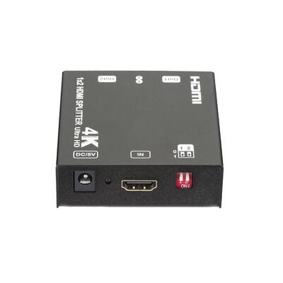 HDMI сплиттер 1x2 2Kx4K (Splitter): описание, характеристики