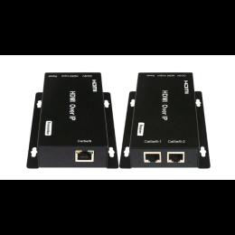 HDMI удлинитель 120м EX38 (каскад)