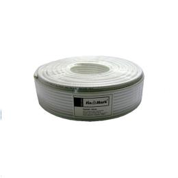 Кабель FinMark RG-6 белый 100м
