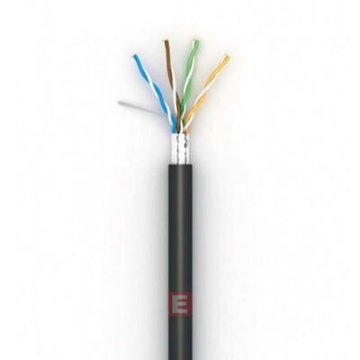 Кабель FTP STEP4NET 4*2*0,51 (305м) наружный: описание, характеристики