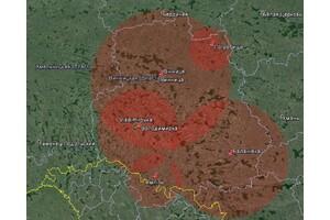 Покрытие Т2 Винницкой области