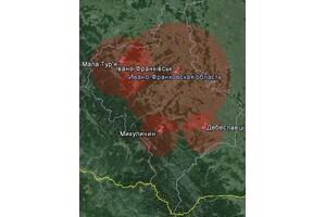 Покрытие Т2 в Ивано-Франковской области