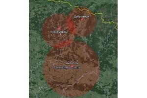 Покрытие Т2 в Ровенской области