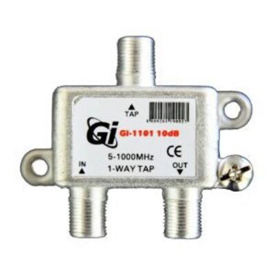 Ответвитель Gi-1104 10dB: описание, характеристики