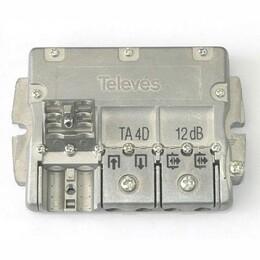 Ответвитель TAP 2 (5-2400МГц), Televes
