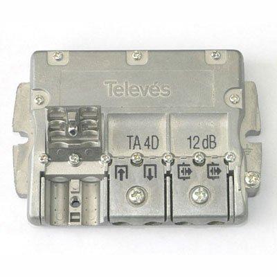 Ответвитель TAP 2 (5-2400МГц), Televes: описание, характеристики