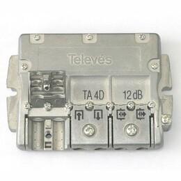 Ответвитель TAP 4 (5-2400МГц), Televes