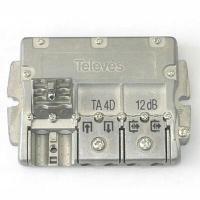 Ответвитель TAP 4 (5-2400МГц), Televes: описание, характеристики