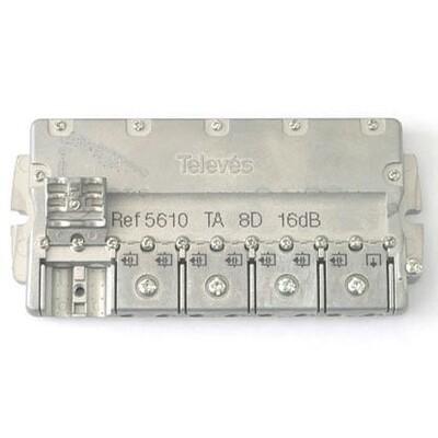 Ответвитель TAP 6 (5-2400МГц), Televes: описание, характеристики