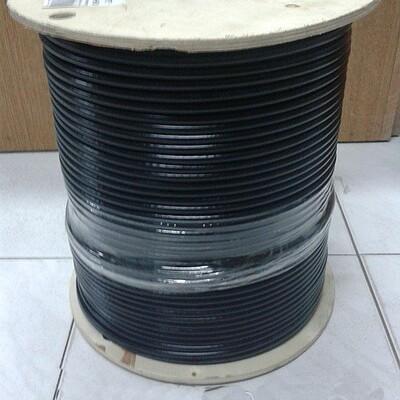 Коаксиальный кабель CommScope RG-6 F660BV Black: описание, характеристики