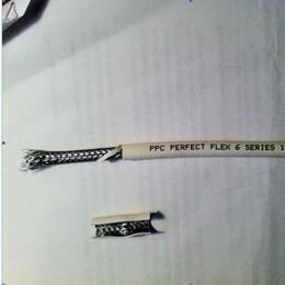 Коаксиальный кабель Perfect Flex PPC RG-6 F690BV White