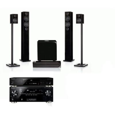 Комплект домашнего кинотеатра Monitor Audio + Pioneer: описание, характеристики