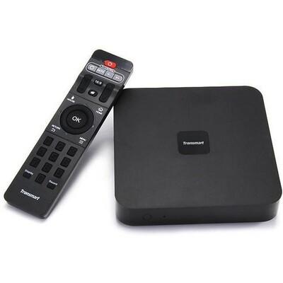 Медиаплеер Tronsmart Pavo (вход HDMI + запись): описание, характеристики