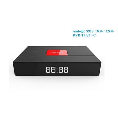 Android TV BOX C400 Plus: описание, характеристики