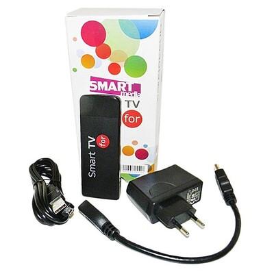 Медиацентp SmartTV For: описание, характеристики
