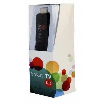 Медиацентр SmartTV Kit: описание, характеристики