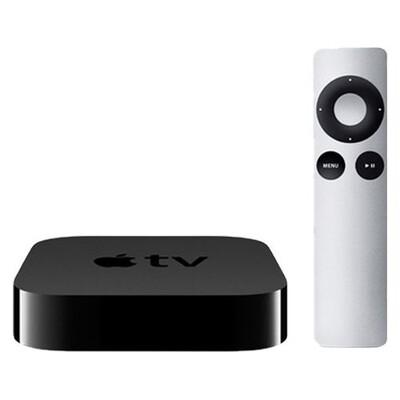 Медиаплеер Apple TV (MD199): описание, характеристики