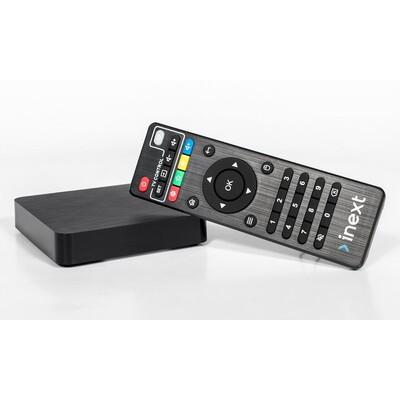 Медиаплеер Inext 4K Ultra: описание, характеристики