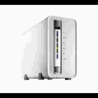 Системное хранилище QNAP TS-212: описание, характеристики