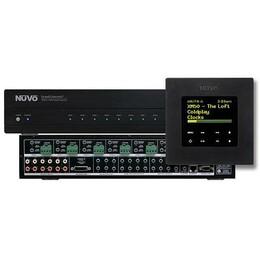 Комплект Мультирум NUVO NV-I8GMS-EX