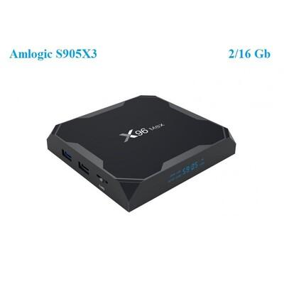 uClan X96 MAX (2/16): описание, характеристики