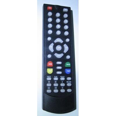 Пульт Tiger 4050HD, 4100HD, X100HD, X80HD, X90HD: описание, характеристики
