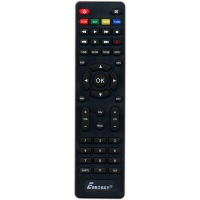 Пульт Eurosky ES-108 / ES-4050 HD / ES-4060 HD