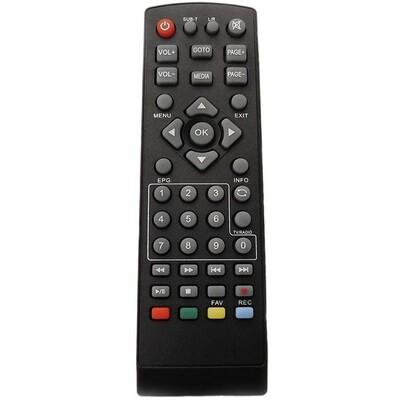 Пульт Romsat T2050 / T2050+ / T2070 / Mini: описание, характеристики