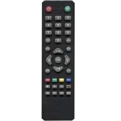 Пульт Uclan T2 HD Se Internet: описание, характеристики