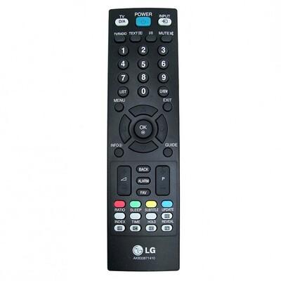 Пульт LG AKB33871410 LCD TV: описание, характеристики