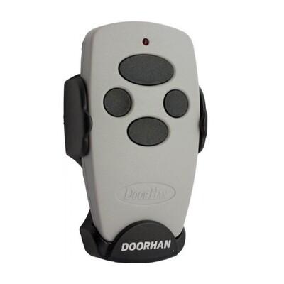 Пульт для ворот|шлагбаумов DoorHan Transmitter 4: описание, характеристики