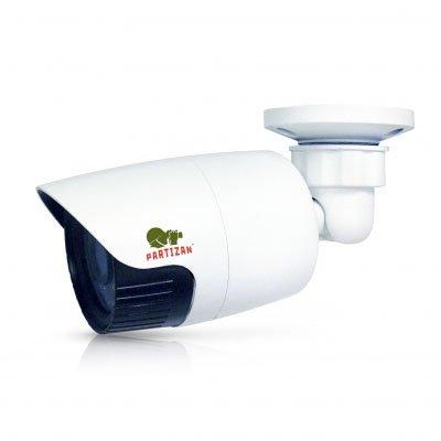 Сетевая видеокамера Partizan IPO-1SP: описание, характеристики