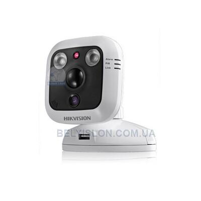 Компактная видеокамера HikVision DS-2CD8464F-EIW: описание, характеристики