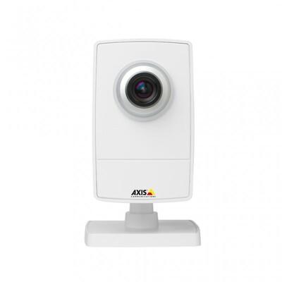 Сетевая видеокамера AXIS M1014: описание, характеристики