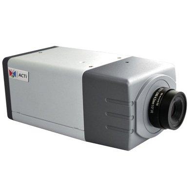 Сетевая видеокамера ACTi E22 (with fixed lens): описание, характеристики