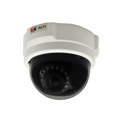 Сетевая видеокамера ACTi D54: описание, характеристики