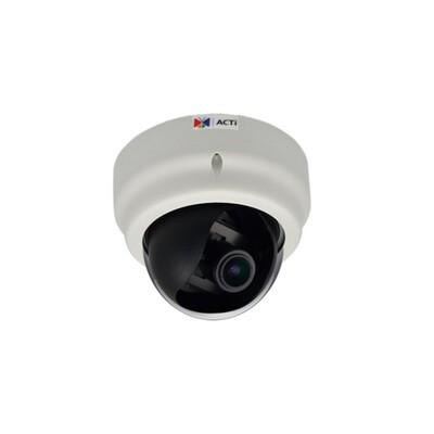 Сетевая видеокамера ACTi D61: описание, характеристики