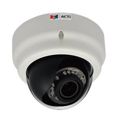 Сетевая видеокамера ACTi D65: описание, характеристики