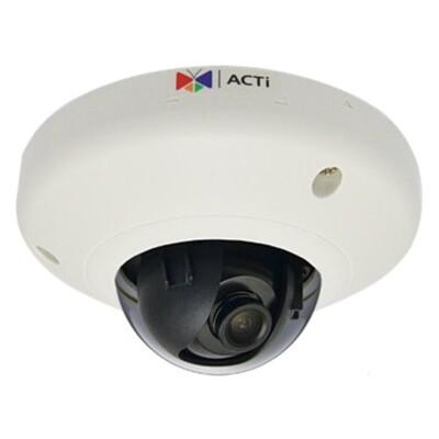 Сетевая видеокамера ACTi D91: описание, характеристики