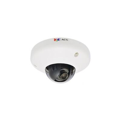 Сетевая видеокамера ACTi D92: описание, характеристики