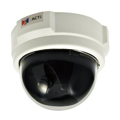 Сетевая видеокамера ACTi E51: описание, характеристики