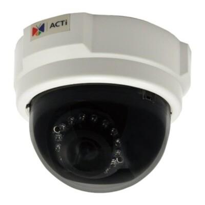 Сетевая видеокамера ACTi E52: описание, характеристики