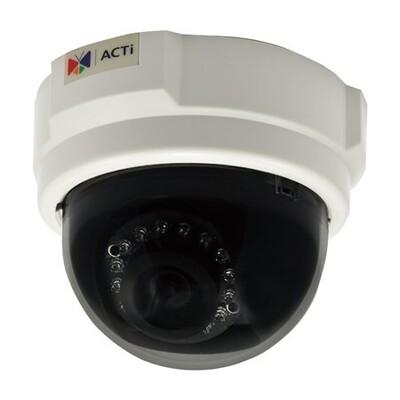 Сетевая видеокамера ACTi E54: описание, характеристики