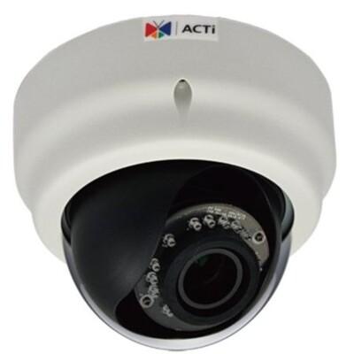 Сетевая видеокамера ACTi E62: описание, характеристики