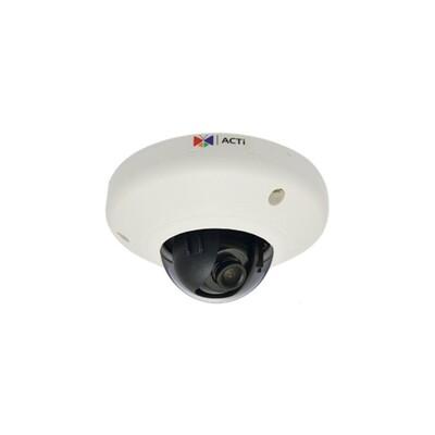 Сетевая видеокамера ACTi E91: описание, характеристики