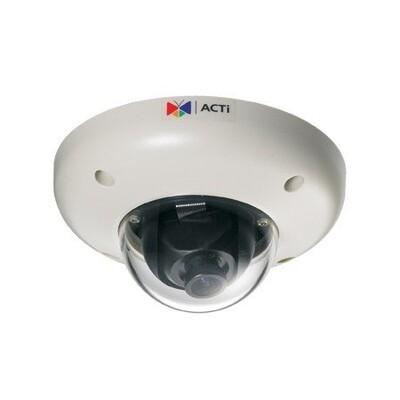 Сетевая видеокамера ACTi E92: описание, характеристики