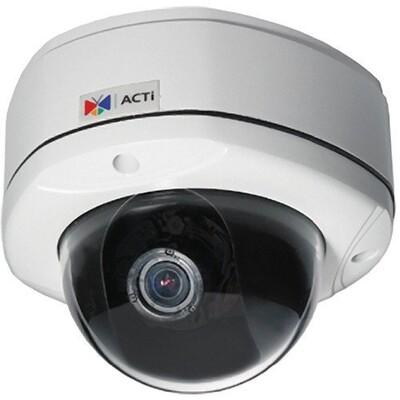 Сетевая видеокамера ACTi KCM-7311: описание, характеристики
